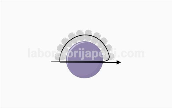 Privezak od piggy perli korak 1