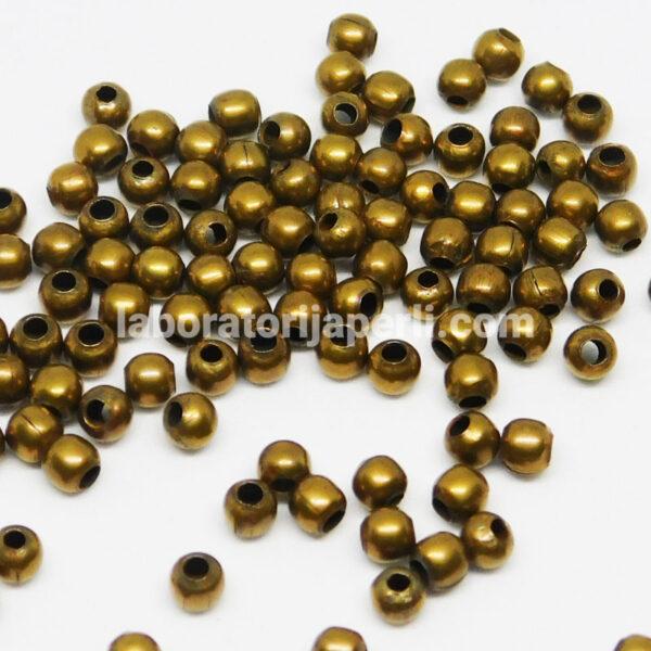Metalne perle za nakit