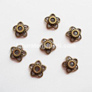 Kapice boje bronze