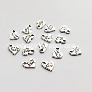 Privezak handmade srce