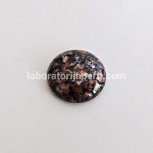 Stakleni kabošon 24 mm