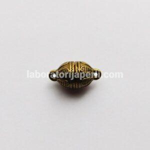 Magnetna kopča boje bronze