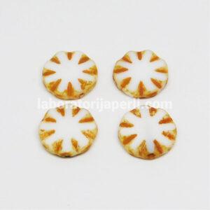 Table cut perle 14 mm